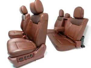 Ford F150 Seats King Rach F150 Front And Rear Seat 2009 2010 2011 2012 2013 2014