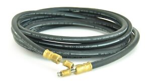 Boat Trailer Hydraulic Rubber Brake Disc Drum Hose Line Dot Approved 19 Foot