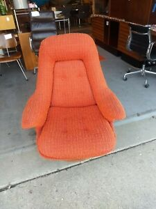 Danish Modern R Huber Mod Lounge Chair