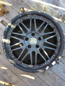 19 inch I Forged Performance Alloy Iforged Bmw 5x120 Front Wheel Multi Piece 1