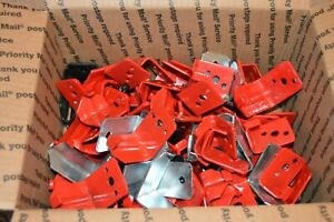 78 Count Assorted Abc Fire Extinguisher Universal Wall Mount Brackets