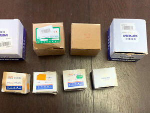 Lot Of 8 Chinese Meters