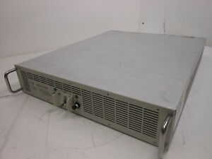 Falcon Electronics Ed4 2400rm 3 1 6 Frequency Converter Untested As is