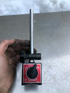 Tool Magnet Boring Head Milling Taper Shop Facing Drill Bore National On Off