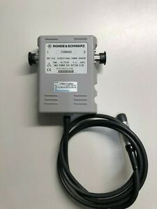 Rohde Schwarz Nrt z43 Directional Power Sensor 400 Mhz To 4 Ghz 30 W 75w