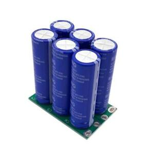 6pcs 16v 16 6f Super Capacitor High Current Double Row Ultracapacitor 2 7v 100f