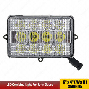For Johndeere Oem Ah159332 ah159333 ah170565 ah128327 ah128328 Led Combine Light