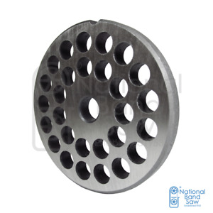 Grinder Plate For 22 Grinders Hobart And Biro With 3 8 Holes Great For Chili