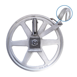 Upper Saw Wheel With Hanger Fixed Head Double Flange