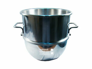 Mixer Bowl For 40 Quart Hobart Mixers Replaces 315245 Stainless Steel