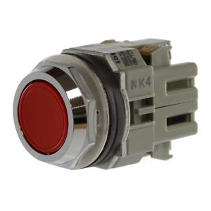 Biro Grinder Stop Switch Push Button Red Normally Closed For Modles 345 922