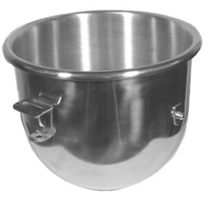 Mixer Bowl For 12 Quart Hobart Mixers Replaces 295643 Stainless Steel