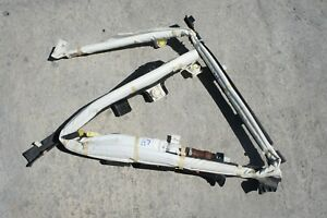 2015 2016 Toyota Prius C Left Driver Side Roof Curtain Airbag Oem