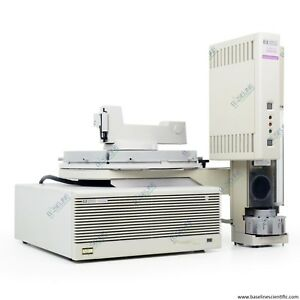 Refurbished Agilent Hp G1512a 6890 Series 7673 Series Autosampler Complete Set