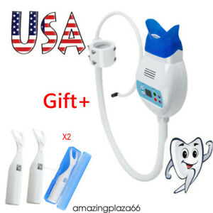 Pro Teeth Whitening Led Lamp Bleaching Accelerator For Dental Chair W Gift