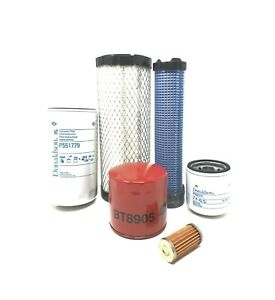 Cfkit Filter Kit For New Holland Tc29d Tc29da 3 Cyl Compact Tractor
