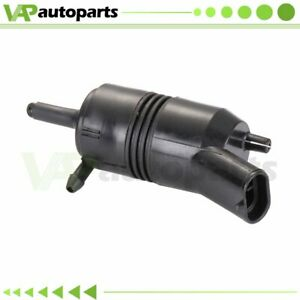 Windshield Wiper Washer Pump For Chevrolet Buick Cadillac Gmc 22127573 89025063