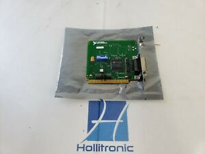 National Instruments Gpib pcii iia Isa Interface Card rev E