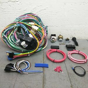 1967 72 Gm A Body Main Wiring Harness Headlight Switch Kit Chevell Super 454