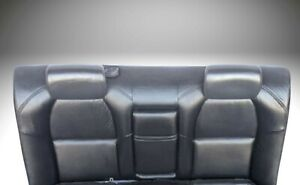 For 04 08 Acura Tl Back Upholstery Rear Upper Seat Cover Replacement Pu Leather