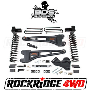 Bds 4 Radius Arm Lift Kit For 17 19 Ford F250 F350 Superduty Gas 4wd No Shock