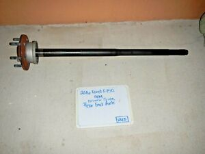 2016 Ford F 150 Oem Driver Side Rear End Axle Fl3z 4234 f