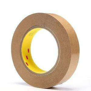 3m 465 Adhesive Transfer Tape 1 Wide X 60 Yard Roll
