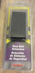 Seatbelt Expension Belt Superior Automotive 46 3300b 12 Black