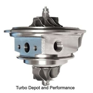 Balanced Turbo Core Assembly For Mgt1446mzgl
