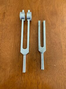 Medical Tuning Fork 128 C And 512 C Medical Ear Testing