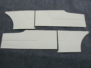 Custom Door Panels 1960 1963 Ford Falcon 2 Door Hardtop