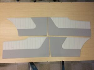Custom Door Panels 1962 Ford Falcon Four Door Wagon Two Tone