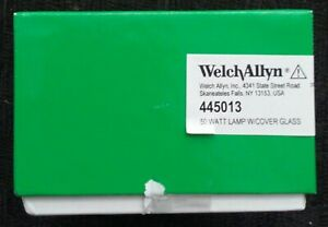 Welch Allyn Bulb Lamp 445013 Brand New In Original Authentic Oem Package