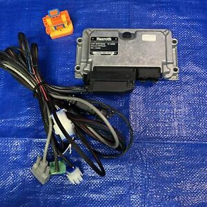 Rexroth Bosch Group Rc2 2 21 Bodas Rc Controller With Mounted Mating Connector