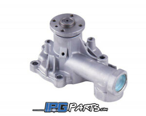 Gates Water Pump Fits 1995 1999 Mitsubishi Eclipse 2 0l Engines 42166