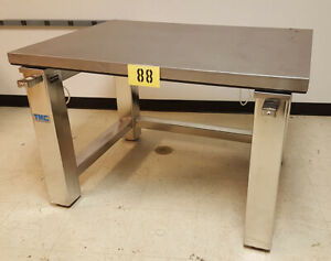 Tmc Stainless Steel Vibration Isolation Table Tag 88
