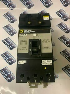 Square D Ka36150 150 Amp 600 Volt 3 Pole Grey Circuit Breaker Warranty