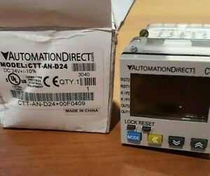 Automationdirect Digital Counter Timer Tachometer New Open Box Free Shipping