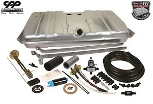 1970 73 Chevy Camaro Ls Efi Fuel Injection Gas Tank Fi Conversion Kit 750hp