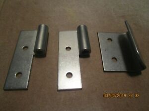 Hobart Saw Door Latch Clip And Lift Off Hinge Model 6801 Oem 437608 stainless