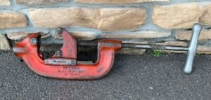 Ridgid 4 s Pipe Cutter 2 4 300 141 161 Rigid 4s many Units Available