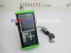 Ndt Systems Tg410 Thickness Gauge Ultrasonic Flaw Detector Ndt Olympus Ge