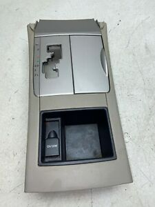 07 11 Toyota Camry Center Console Shifter Bezel Cup Holder Trim Cover X709