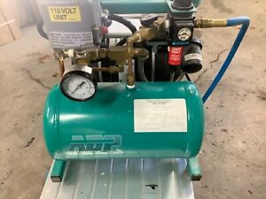 Adp Dental Air Compressor 110v Used Excellent Condition air Brush paint ect