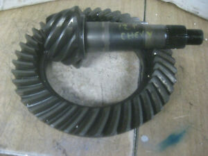 12 Bolt Ring Pinion 1970 Chevy 4 56 Camaro Chevelle Ss Posi Traction Nova