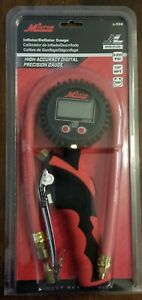 Milton Pro Pistol Grip Digital Inflator Gage Truck Tire Air Chuck s 568