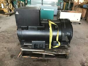 Marelli Generator End 228 Kw 3 Phase Year 2017 Only 50 Hours 12 Wire