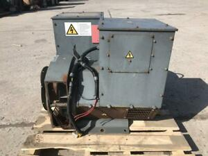 Newage 60 Kw Generator End Year 2000 1 Phase Good Used Takeout Of Standby