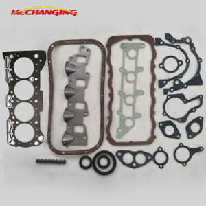 G16a Engine Parts Full Gasket Set For Suzuki Vitara Geo Tracker 1 6 8v