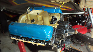 Ford 429 Big Block Engine 444 Cubic Inches